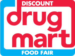 Drug Mart Logo Vector