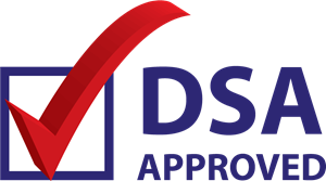 DSA APPROVED Logo Vector