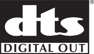 DTS Digital Out Logo Vector