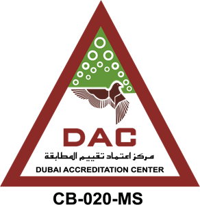 Dubai Accreditation Center (DAC) Logo Vector