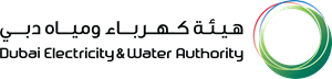 Dubai Electricity & Water Authority Logo Vector