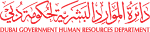 Dubai Government Human Resources Dept, DGHR Logo Vector