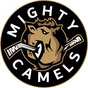 Dubai Mighty Camels Logo Vector