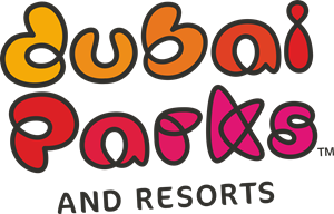 Dubai Parks and Resorts Logo Vector