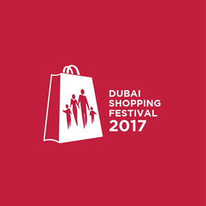 Dubai shopping Festival 2017 Logo Vector