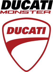 Ducati Monster Logo Vector