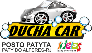 Ducha Car Logo Vector