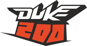 Duke 200 Logo Vector