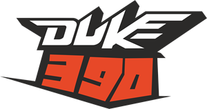 Duke 390 Logo Vector