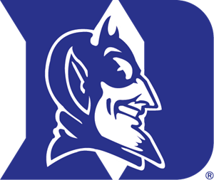 Duke Blue Devil Logo Vector