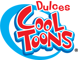 Dulces Cool Toons Logo Vector
