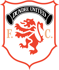Dundee United FC late 80's - early 90's Logo Vector
