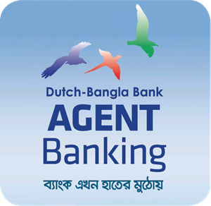 Dutch bangla agent banking Logo Vector