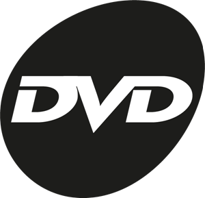 DVD Easter Egg Logo Vector