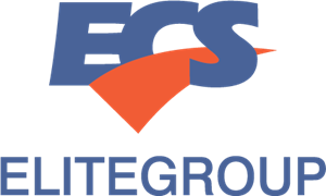 ECS EliteGroup Logo Vector