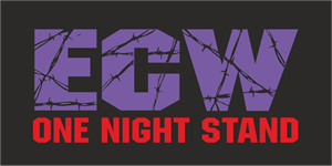 ECW One Night Stand Logo Vector