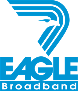 Eagle Broadband Logo Vector