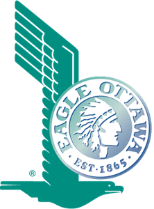 Eagle Ottawa Logo Vector