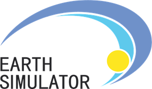 Earth Simulator Logo Vector