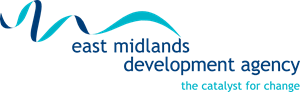 East Midlands Development Agency Logo Vector