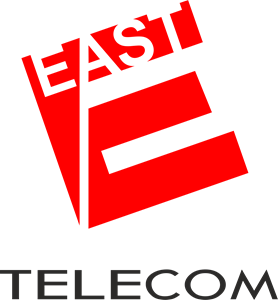 East Telecom Logo Vector
