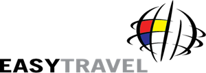 Easy Travel Logo Vector