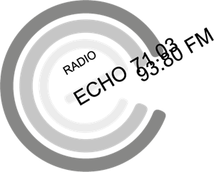 Echo Radio Logo Vector