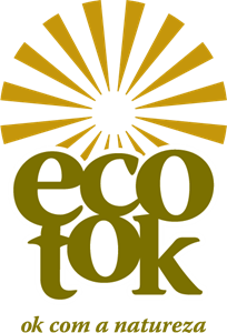Eco Tok Logo Vector