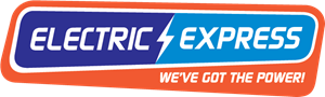 Electric Express Logo Vector