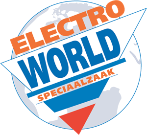Electro World Logo Vector