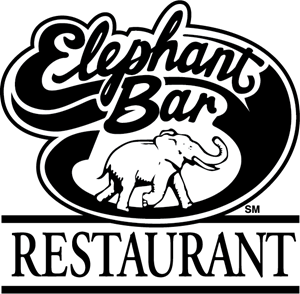 Elephant Bar Logo Vector