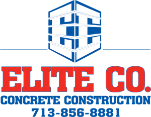 Elite Construction Logo Vector