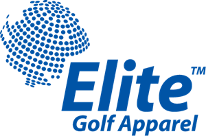 Elite Golf Apparel Logo Vector
