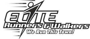 Elite Runners & Walkers Logo Vector