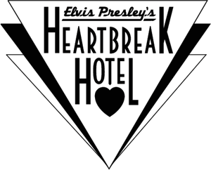 Elvis Presley's Heartbreak Hotel Logo Vector