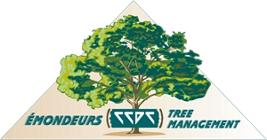 Emondeurs Tree Management Logo Vector