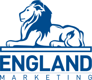 England Marketing Logo Vector
