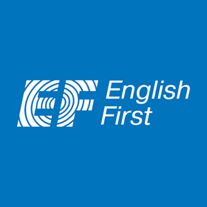 English First Logo Vector