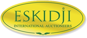 Eskidji International Auctioneers Logo Vector