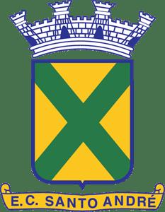 Resultado de imagem para Santo André futebol escudo