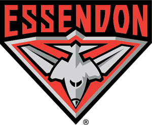Essendon Bombers Logo Vector