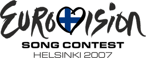 Eurovision Song Contest 2007 Logo Vector