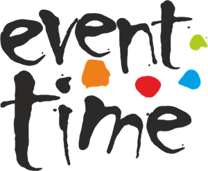 Event Time Logo Vector