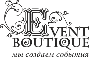 Event boutique Logo Vector