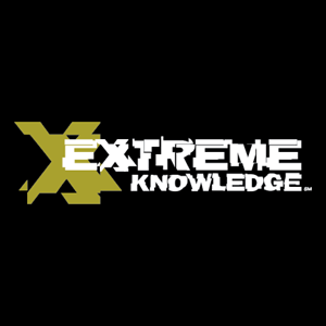 Extreme Knowledge Logo Vector