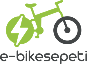 e-bike sepeti Logo Vector