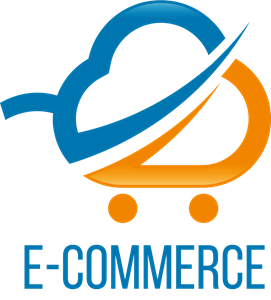 E commerce Business Company Logo Vector