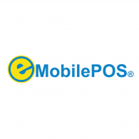 E Mobile Pos Logo Vector