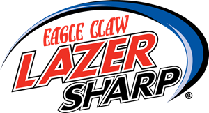 Eagle Claw Lazer Sharp Logo Vector