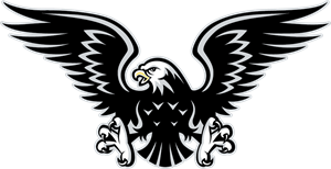 Eagle prabha Logo Vector